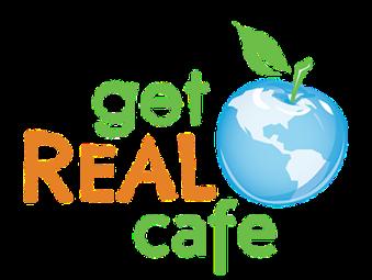 Image result for get real cafe